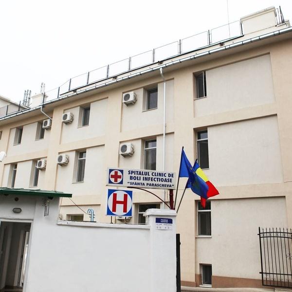 """Aer Conditionat Spitalul """"Sf. Parascheva"""" Iasi"""
